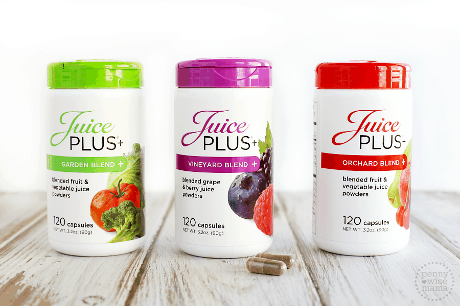 juice plus- Dr Myers Greensboror
