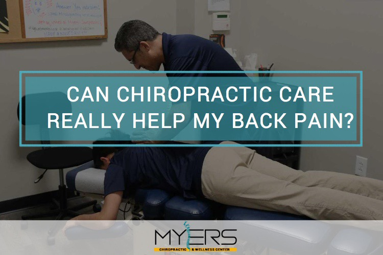 Can Chiropractic care really help my back pain?